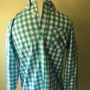 NWT Boys' Chaps long-sleeved shirt.